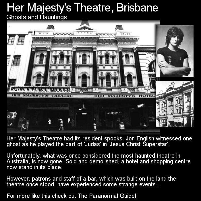 List Of Haunted Places In Brisbane: Do Ghosts Haunt Newer Structures That Stand Where Their