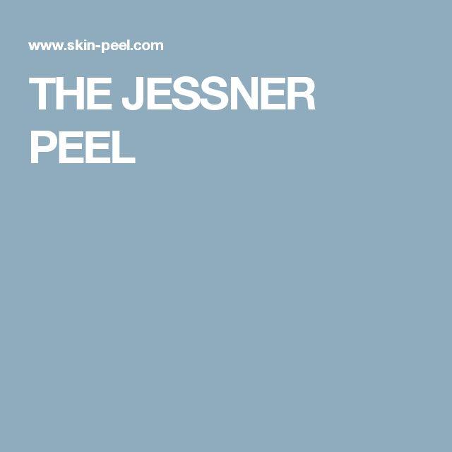 THE JESSNER PEEL