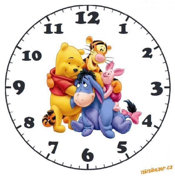Plantillas diales para horas de los niños (1) (595x600, 125Kb)