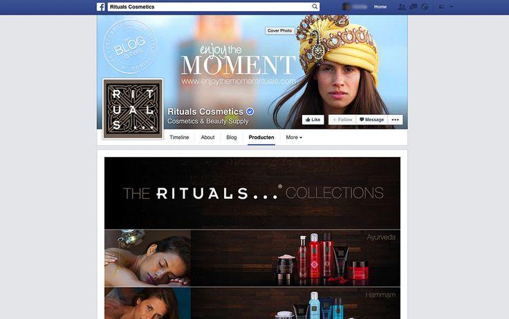 The Ritual Collections - Facebook App
