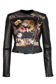 Floral Moto Jacket - Fall/Winter 2013 - Shop