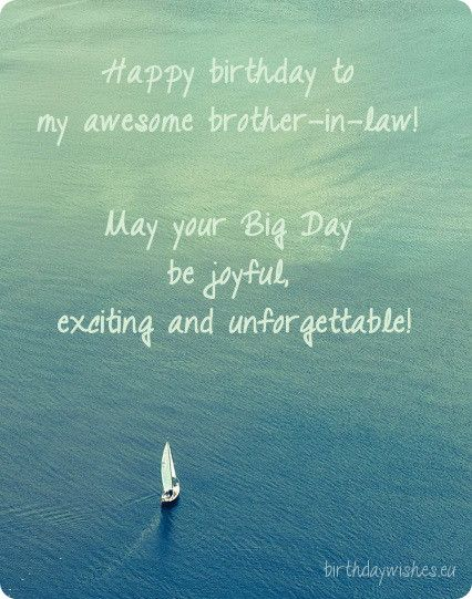 25 Best Ideas About Birthday Wishes For Brother On