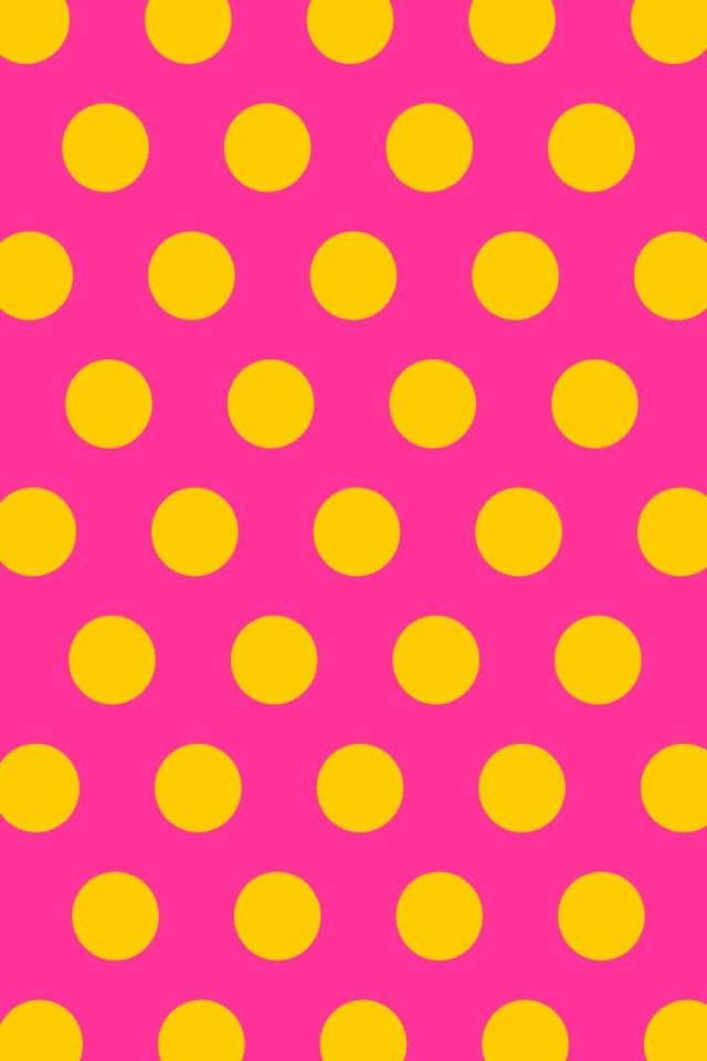 girls room   Polka dots Love them