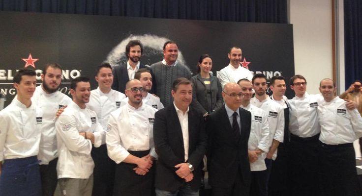 Subchef del restaurante ÀBaC** se hizo con el título para el que optó con otros nueve jóvenes cocineros de España y Portugal e intentará convertirse en el mejor chef joven del mundo el próximo junio en Milán