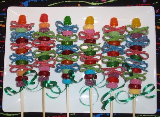 candy kabobs   Fun Crafts / Pop Up Candy Bar - Candy Kabobs