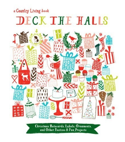 85 best craft books i love images on pinterest craft books country living deck the halls christmas notecards labels ornaments and other festive fandeluxe Choice Image
