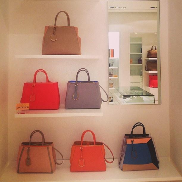 Beautiful Fendi Toujours #luxuryavenue #fendi #toujours #color #chic #lifestyle
