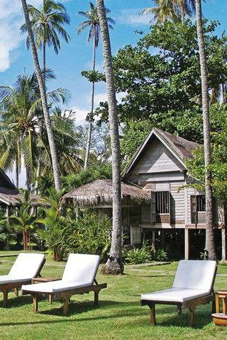 Bon Ton Resort, Malaysia - Like a treehouse!