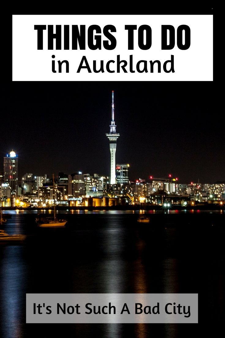 Things to do in Auckland both touristy and non-touristy. Not such a bad city in New Zealand.