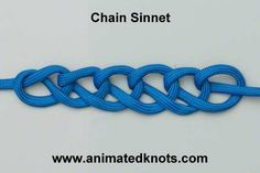 how to chain knot