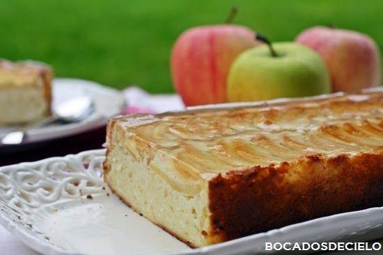 Quesada de manzana (S.G.)
