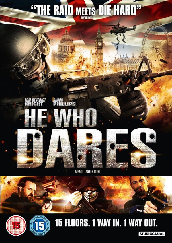 He Who Dares Review - An British Attempt at The Raid?