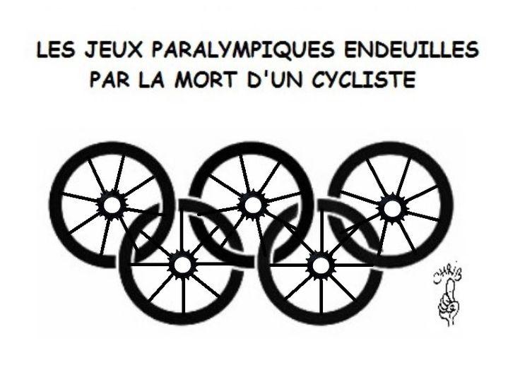 Chrib  (2016-09-18) JO PARALYMPIQUE: Un cycliste iranien se tue aux jeux paralympiques (chribactu.blogs.nouvelobs.com) http://chribactu.blogs.nouvelobs.com/archive/2016/09/18/un-cycliste-iranien-se-tue-aux-jeux-paralympiques-590703.html