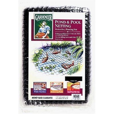 Best price on Floating Pond Netting Floating Pond Netting 14' x 14' pond net  See details here: http://bestgardenreport.com/product/floating-pond-netting-floating-pond-netting-14-x-14-pond-net/    Truly the best deal for the reasonably priced Floating Pond Netting Floating Pond Netting 14' x 14' pond net! Take a look at this low priced item, read buyers' notes on Floating Pond Netting Floating Pond Netting 14' x 14' pond net, and order it online without thinking twice!  Check the price and…
