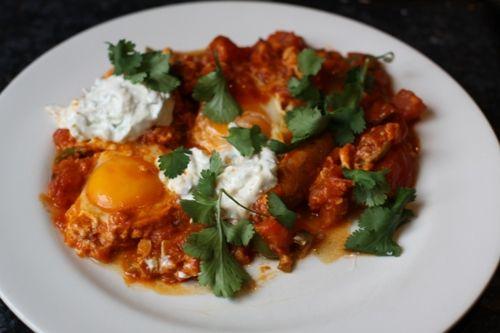 One dish closer - One dish closer - Dr Shakshuka
