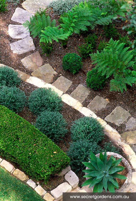 12 best Pathways images on Pinterest Landscape design Garden