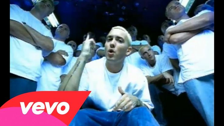 Eminem - The Real Slim Shady (Edited) (+lista de reproducción)