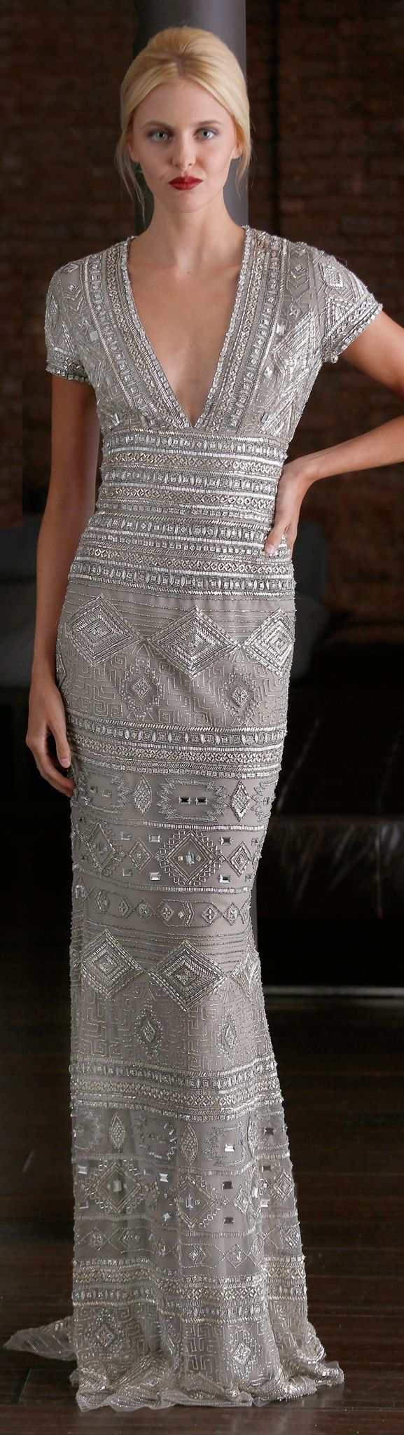 Holly what do you recon? Too far out the box? I need feedback to know I'm posting useful stuff... Naeem Khan Resort 2015