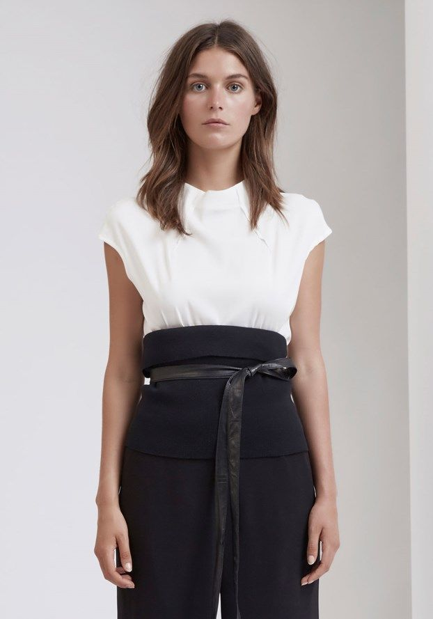 Sally Phillips – Adelaide Fashion Designer -  EDEN TOP