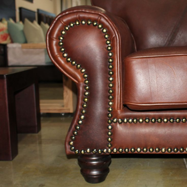 #Woodenways #Game skin #leather #sofas are hand stitched from the finest #kudu #leather available in South Africa