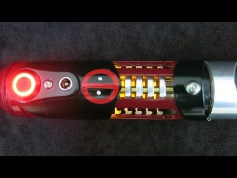 382 best images about lightsabers on pinterest star wars for Hampton s hand crafted led sabers