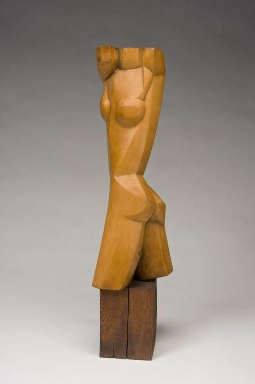 Ossip Zadkine, Female Torso, 1925