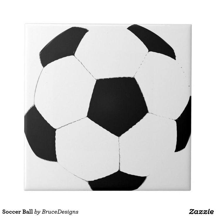Soccer Ball Ceramic Tiles