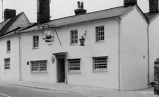 Victory, Little Walden Road, Saffron Walden - This is a picture from when I used to go there
