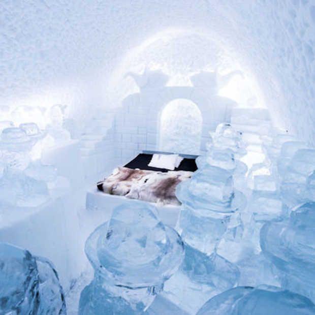 Voor de 26e keer op rij is ook in 2016 een nieuw ijshotel geopend in Zweden, dit keer met negentien verschillende handgemaakte suites!