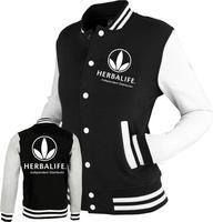 Varsity Jacket With Herbalife Logo