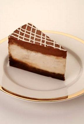 Cheesecake Factory Kahlua Cocoa Coffee cheesecake!