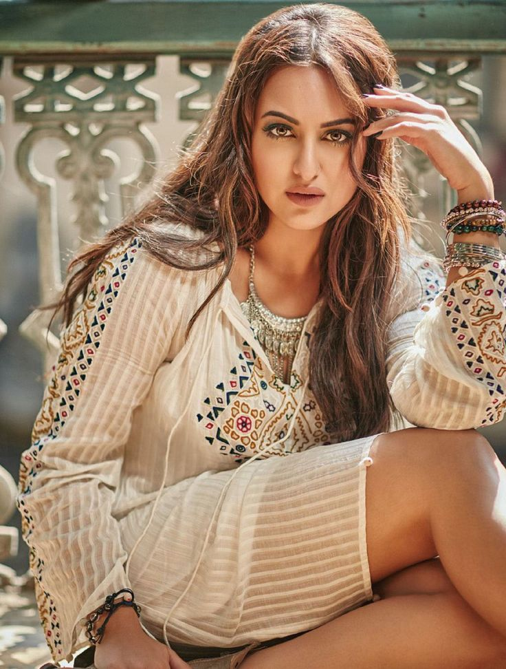 Sonakshi Sinha Full Set Of HQ Pictures From Filmfare Magazine February 2016 Issue