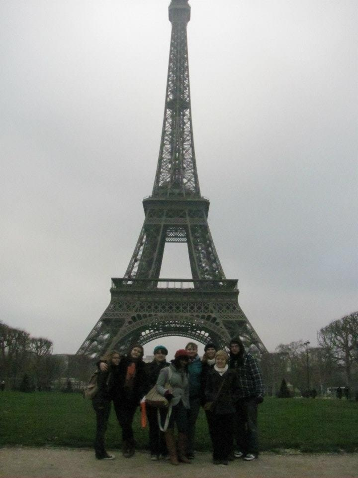 Johnson & Wales University's Denver Campus Study Abroad Trip to France #paris #wildcats #education #travel #adventure #culinary