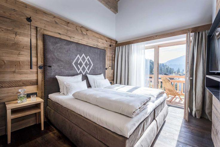 Kaiserlodge   Am Berg. Am See.   Wohnen & Appartements   Naturmaterialien   Wilder Kaiser   Scheffau