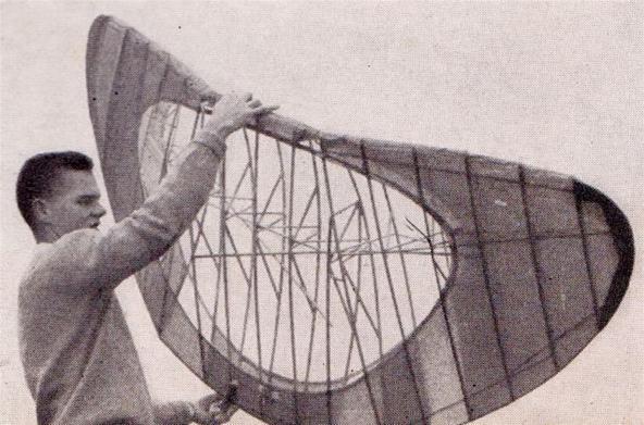 Vintage kite!