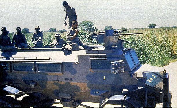The SADF and the Bush war. - AR15.Com Archive