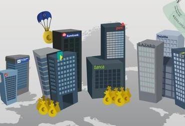 Μια Φινλανδία κι ένα Λουξεμβούργο καταβρόχθισαν οι τραπεζίτες!