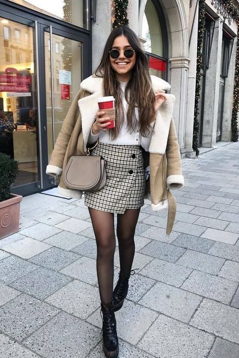 25 Winter Street Style Outfits die dich stilvoll u…