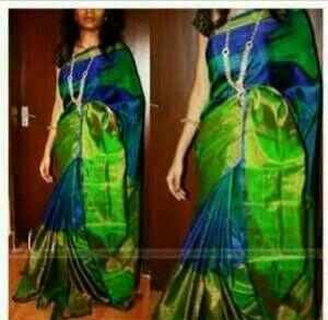 Uppada Half Tissue Sarees | Buy Online Uppada sarees with low Prices | Buy Online Sarees | Elegant Fashion Wear