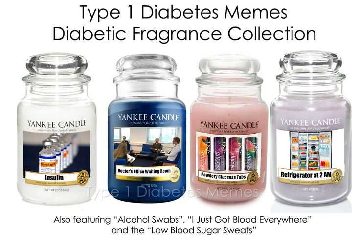 The smells of Type 1 Diabetes