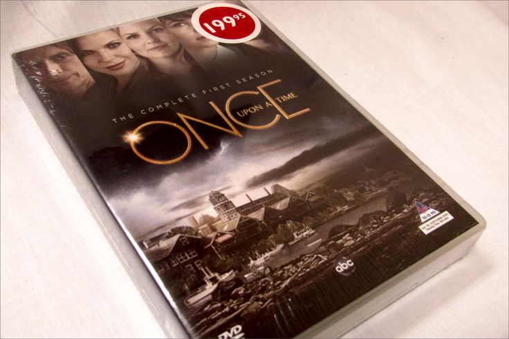 Musica: Once upon a time: complete first season R199.95