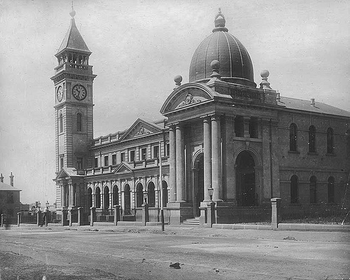 Balmain Post Office and Court House