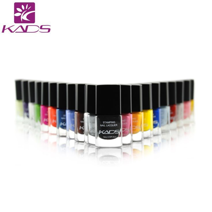 6Bottle/LOT Stamping nail lacquer 6Bottle/LOT Regular Nail Polish&stamp nail polish