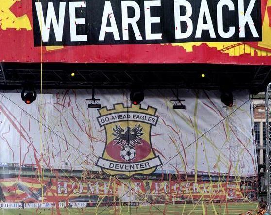 ©JW Sportfotografie: Promotie huldiging Go Ahead Eagles deel 1&2