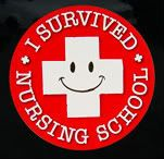 I Survived Nursing School Photo:  This Photo was uploaded by vtmary22. Find other I Survived Nursing School pictures and photos or upload your own with P...