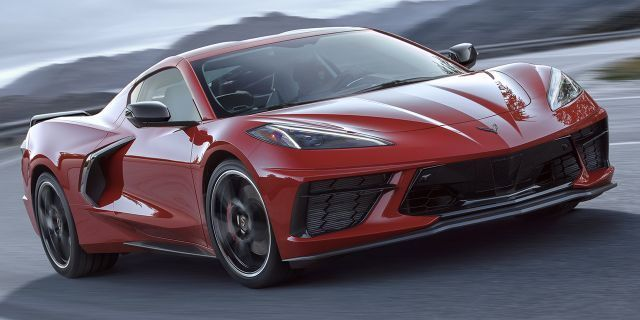 The 2020 Chevrolet Corvette Stingray Price Tag Revealed Chevrolet Corvette Corvette Stingray Chevrolet Corvette Stingray