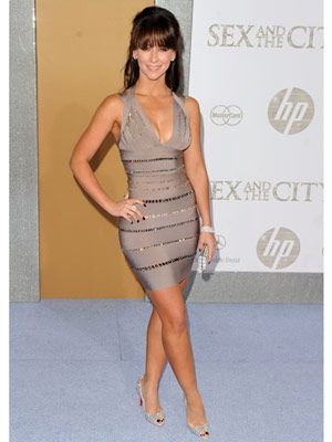 Jennifer Love Hewitt amazing dress!