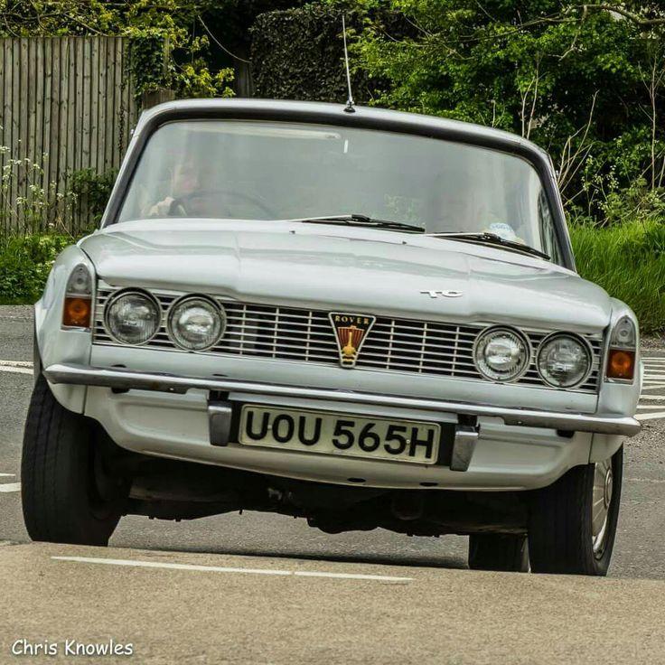 P6 Rover