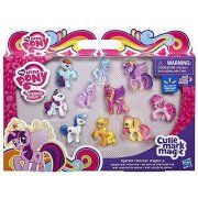 My Little Pony Friendship is Magic Princess Twilight Sparkle and Friends Mini Collection Image 2 of 2