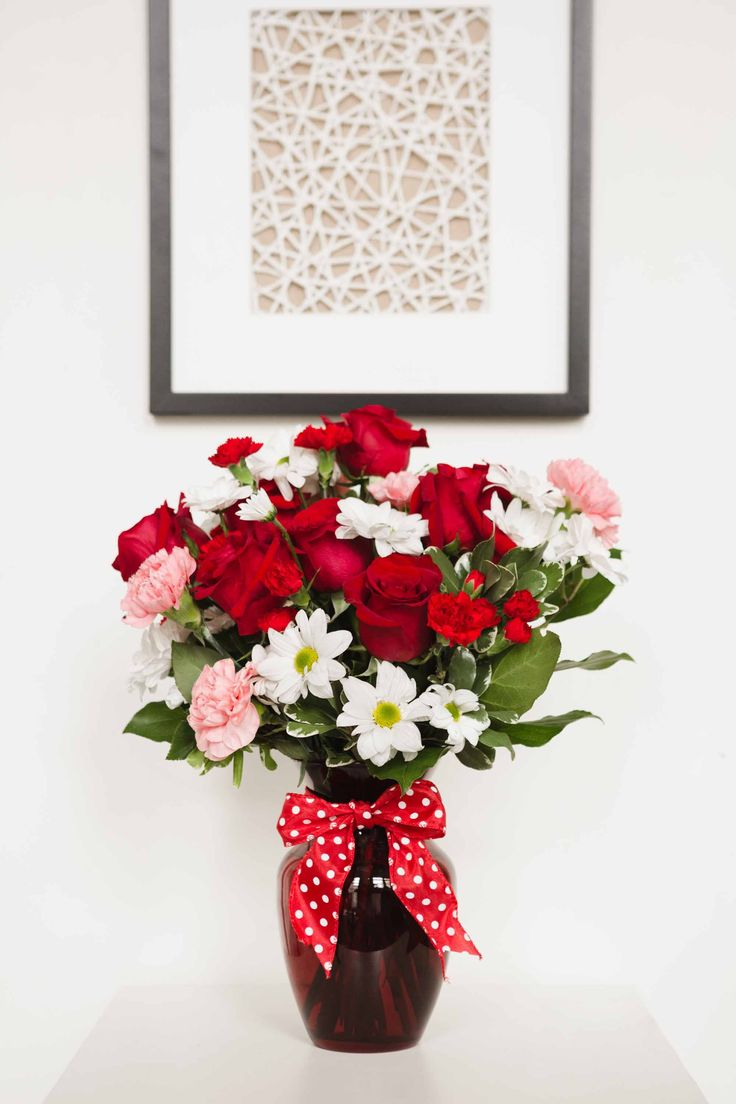 Hugs and Kisses Bouquet with Red Roses | Valentine's Day Flowers | Red Roses | Romantic Gifts | Gifts | #teleflora #flowers